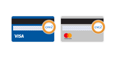 CVV/CVV2