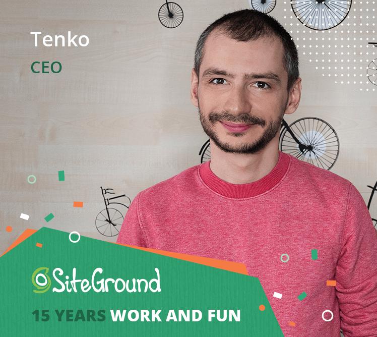 Tenko CEO